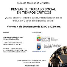 """""""Pensar el trabajo social en tiempos críticos: Trabajo social, intensificación de la exclusión y política social"""""""